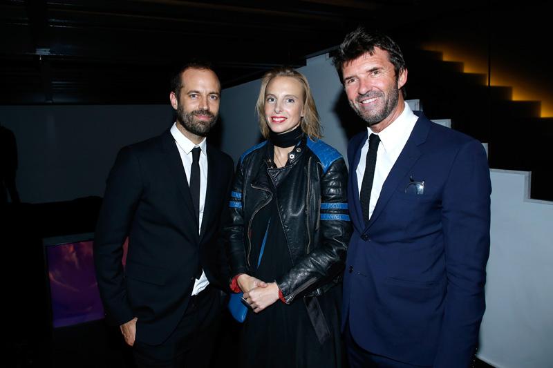 Benjamin Millepied, Camille Henrot et Paul-Emmanuel Reiffers