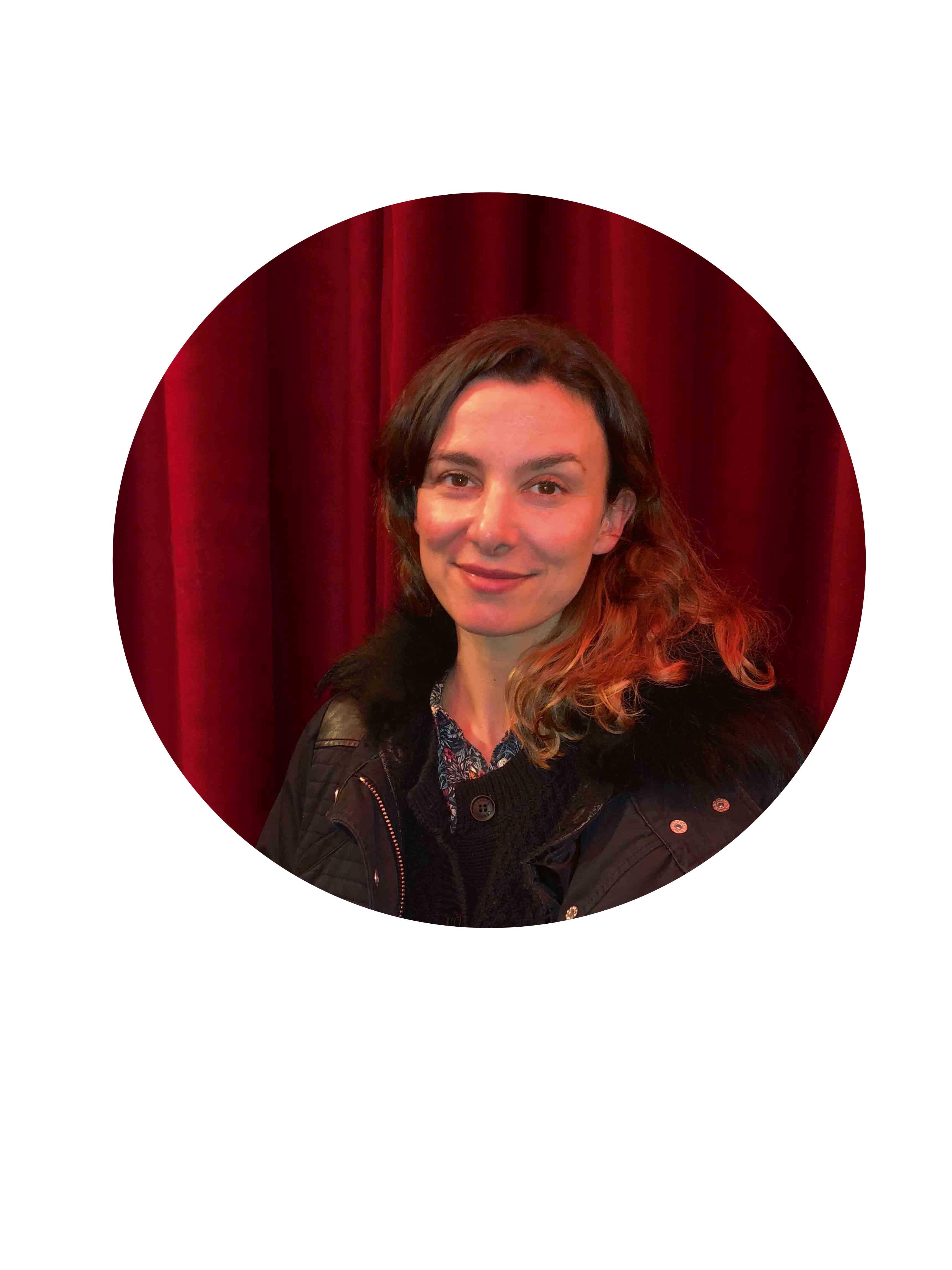 """Julie Sauret (Chargée de communication) : """"Lucy, l'ancêtre du genre humain."""""""