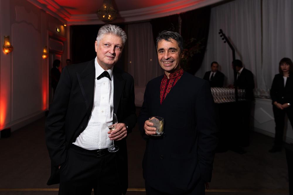 François Tajan et Ariel Wizman