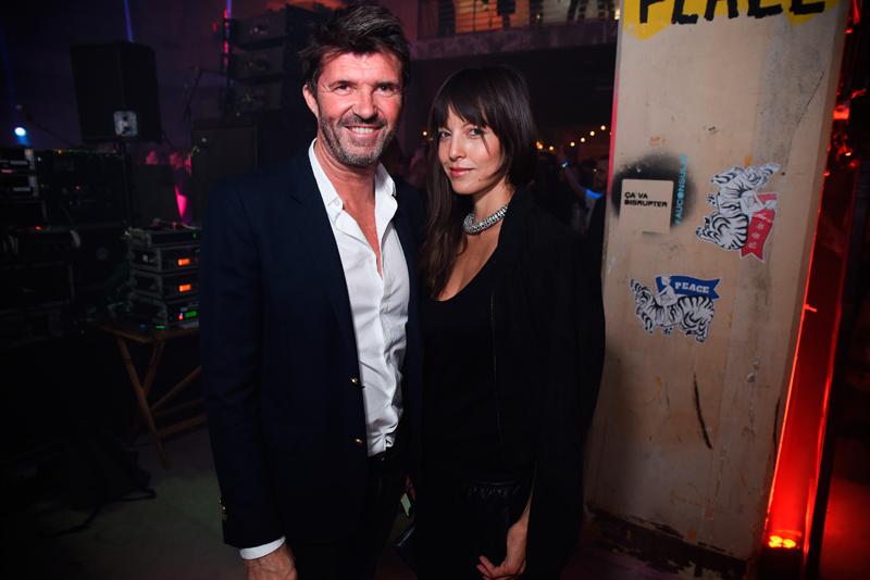 Paul-Emmanuel Reiffers et Caroline Nielsen