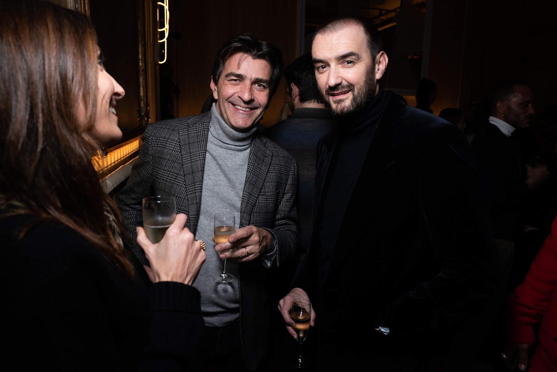 Yannick Alleno et Cyril Lignac