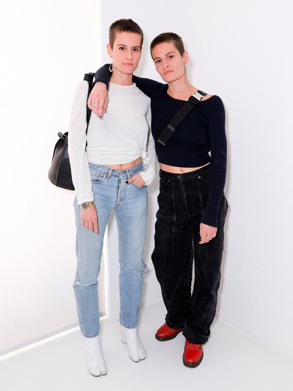 Giulia et Camilla Venturini