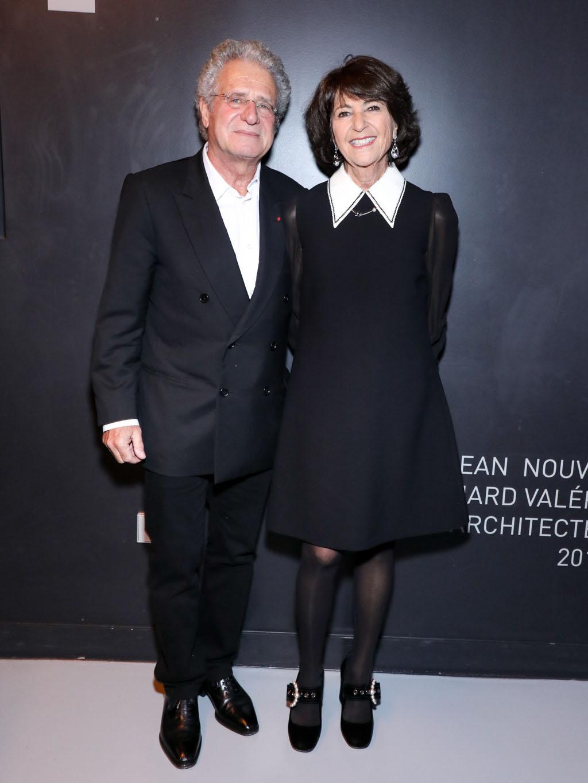 Laurent Dassault et Martine Dassault