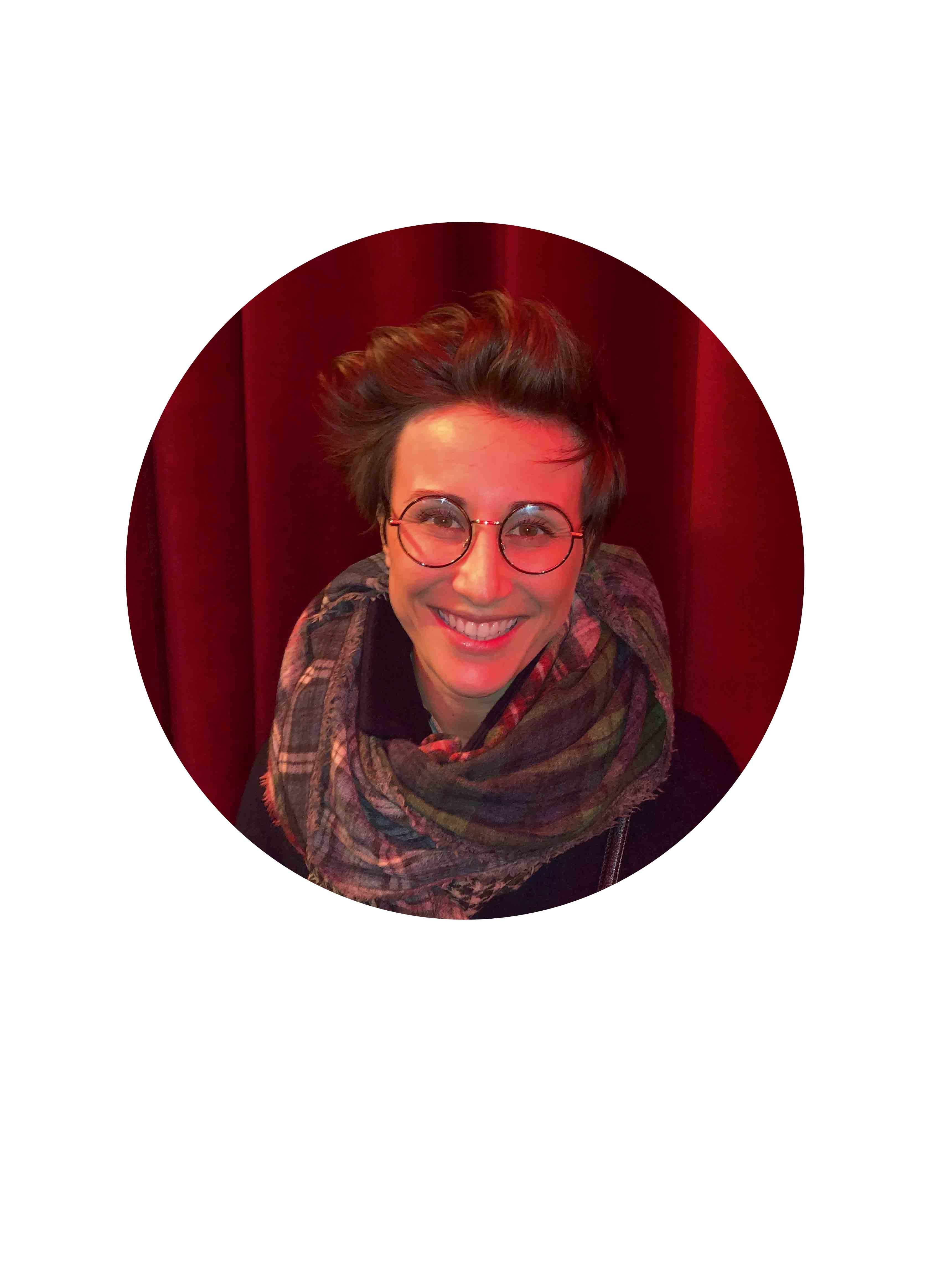 """Noémie Caillault (Dramaturge) : """"Joie, bonheur et amour."""""""