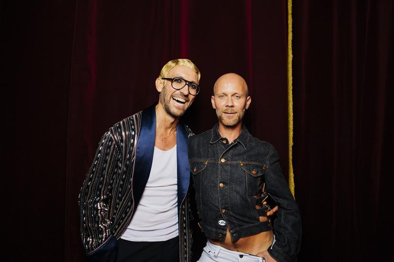 Emmanuel Dorazio et Marc Zaffuto