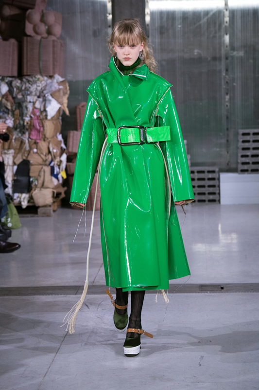 bebca948441 Marni fall-winter 2018-2019 fashion show