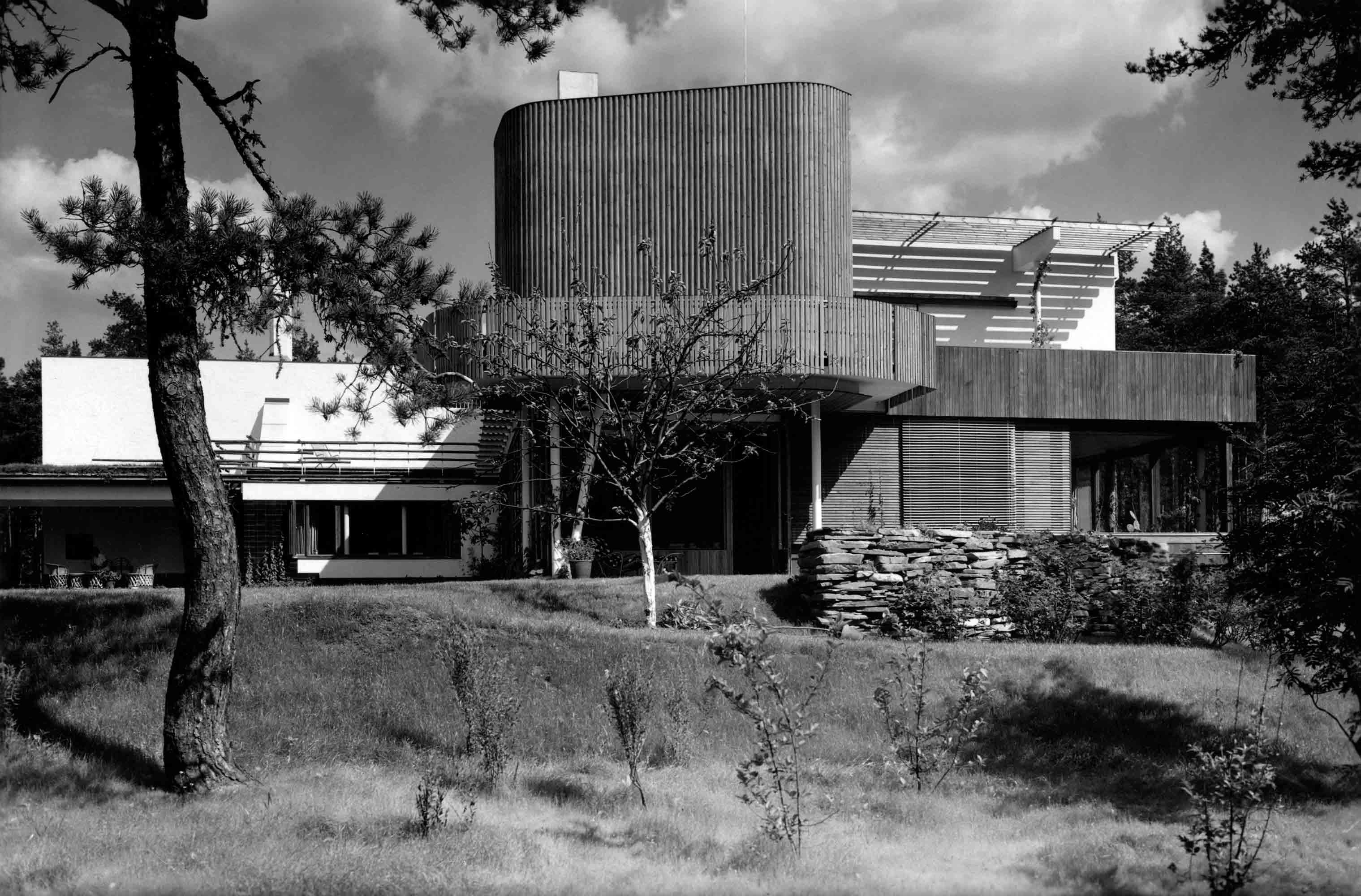 Villa Mairea ©Alvar Aalto Museum, photo Eino Mäkinen