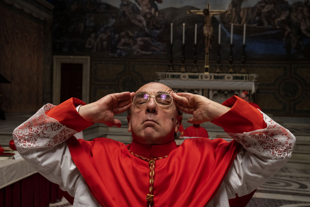 """The New Pope"" (2019) de Paolo Sorrentino / Photo by Gianni Fiorito © Wildside/Sky Italia/Haut et Court TV/Mediaproducción 2019. All rights reserved"