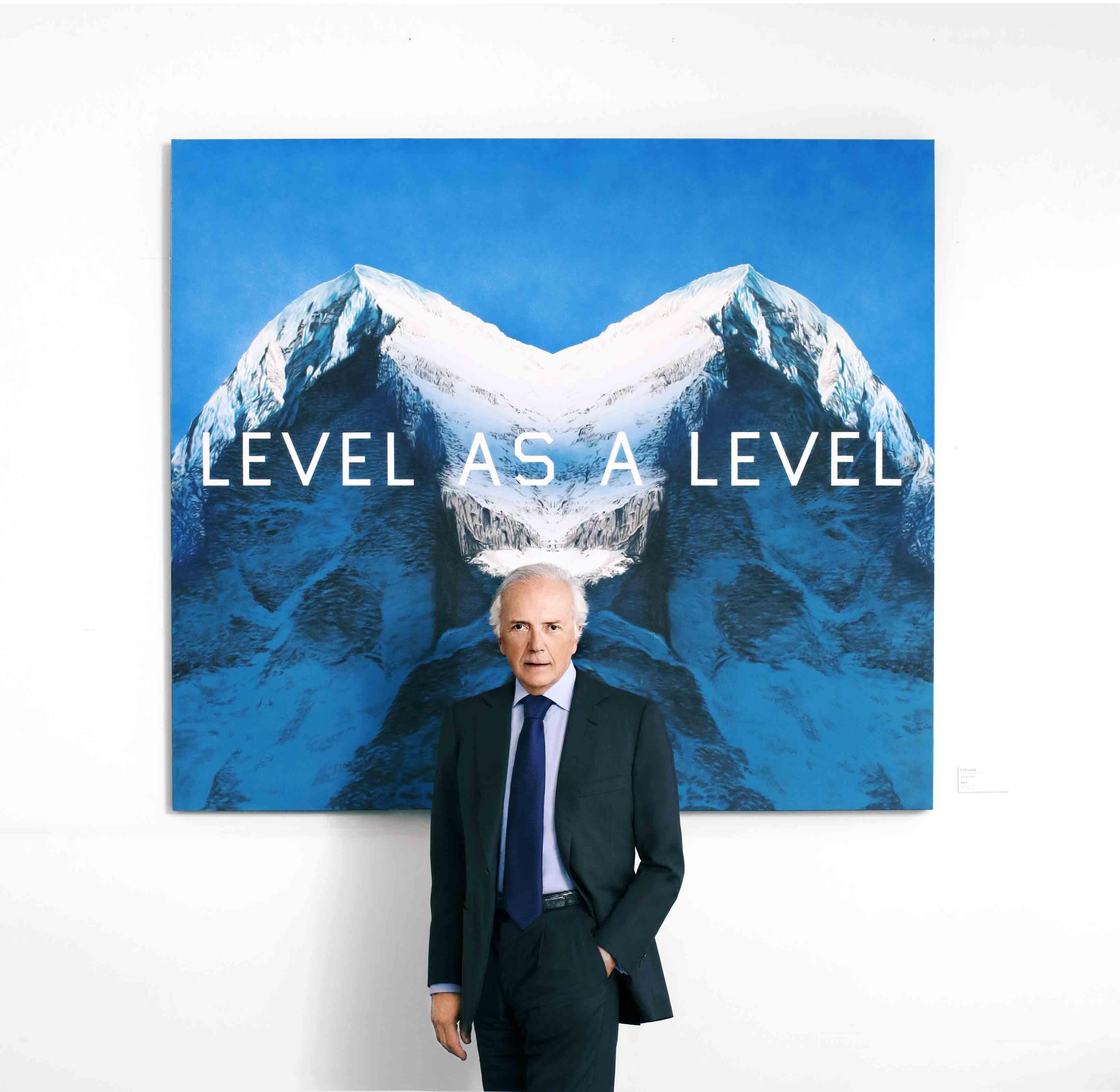 Portrait Edouard Carmignac - Photo  Matthieu Salvaing