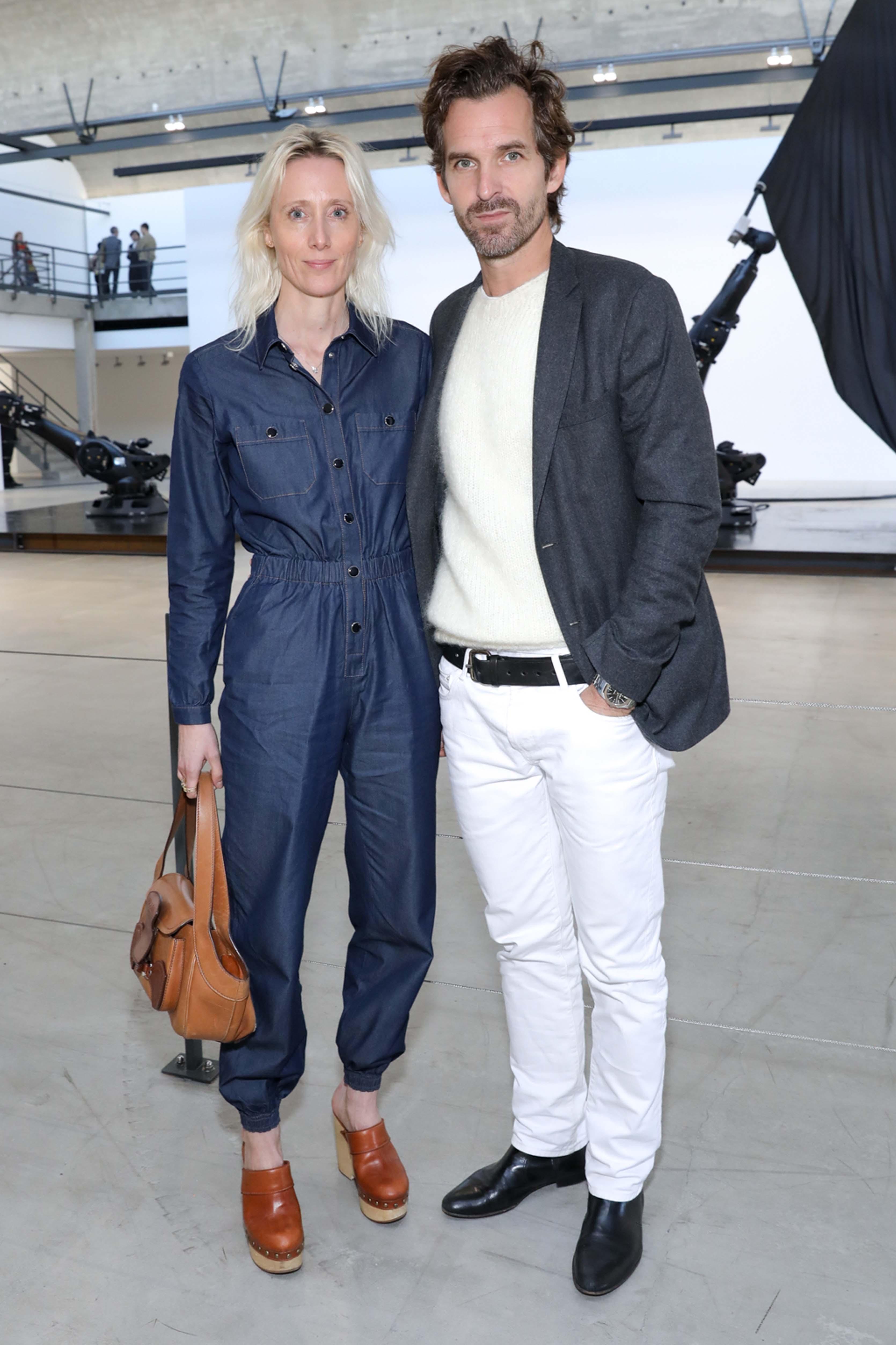 Cécile et Mathieu Lehanneur