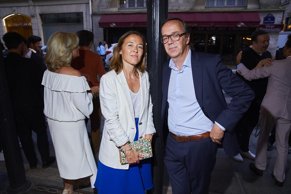 Sophie Rouzaud et Frédéric Rouzaud