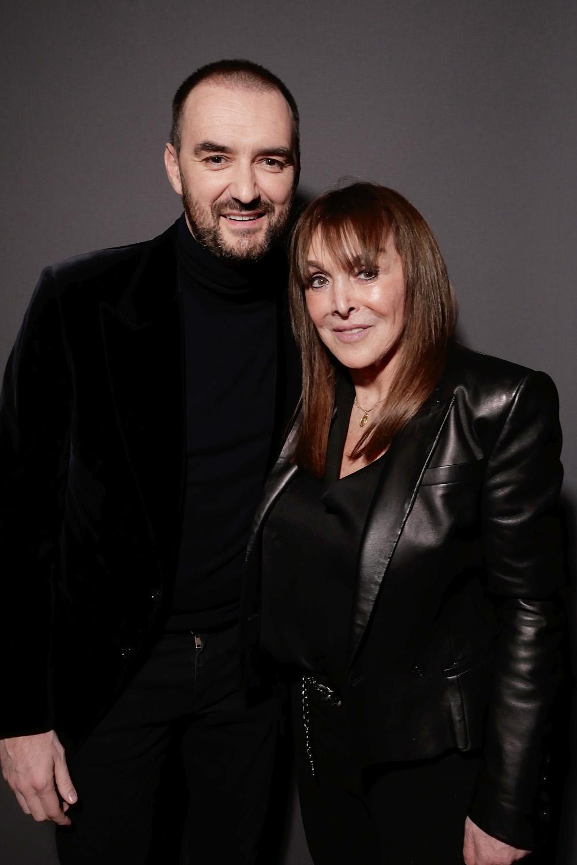 Cyril Lignac et Babeth Djian