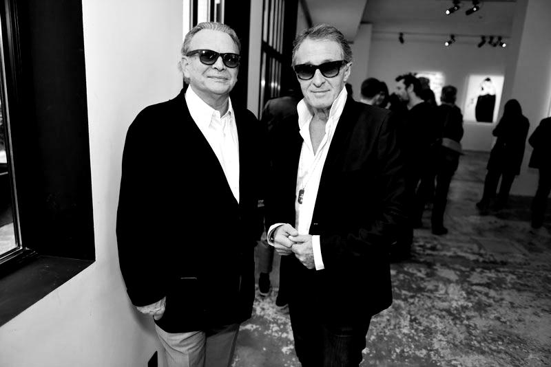 Olivier Massart et Eric Pfrunder