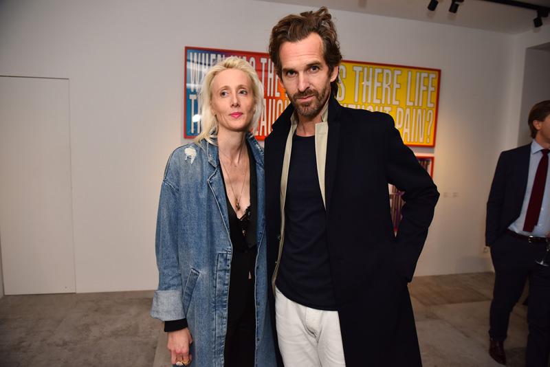 Matthieu Lehanneur et Cécile Fricker Lehanneur