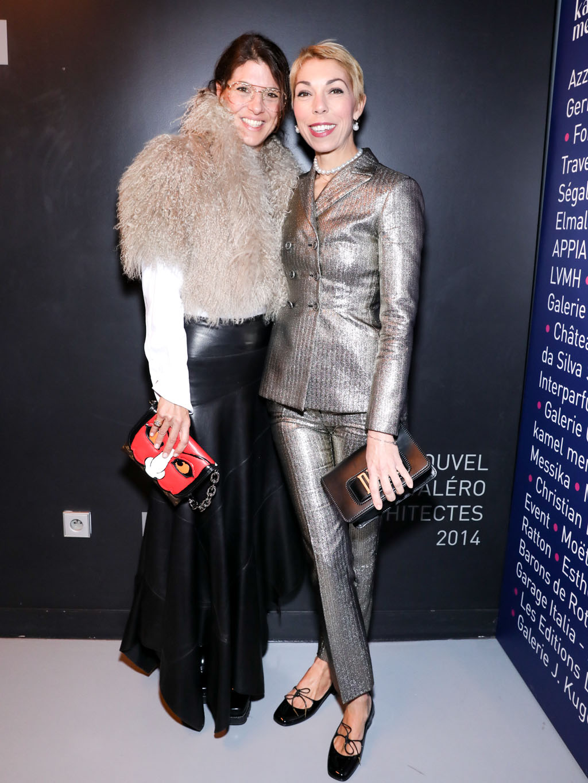 Camille Miceli et Mathilde Favier