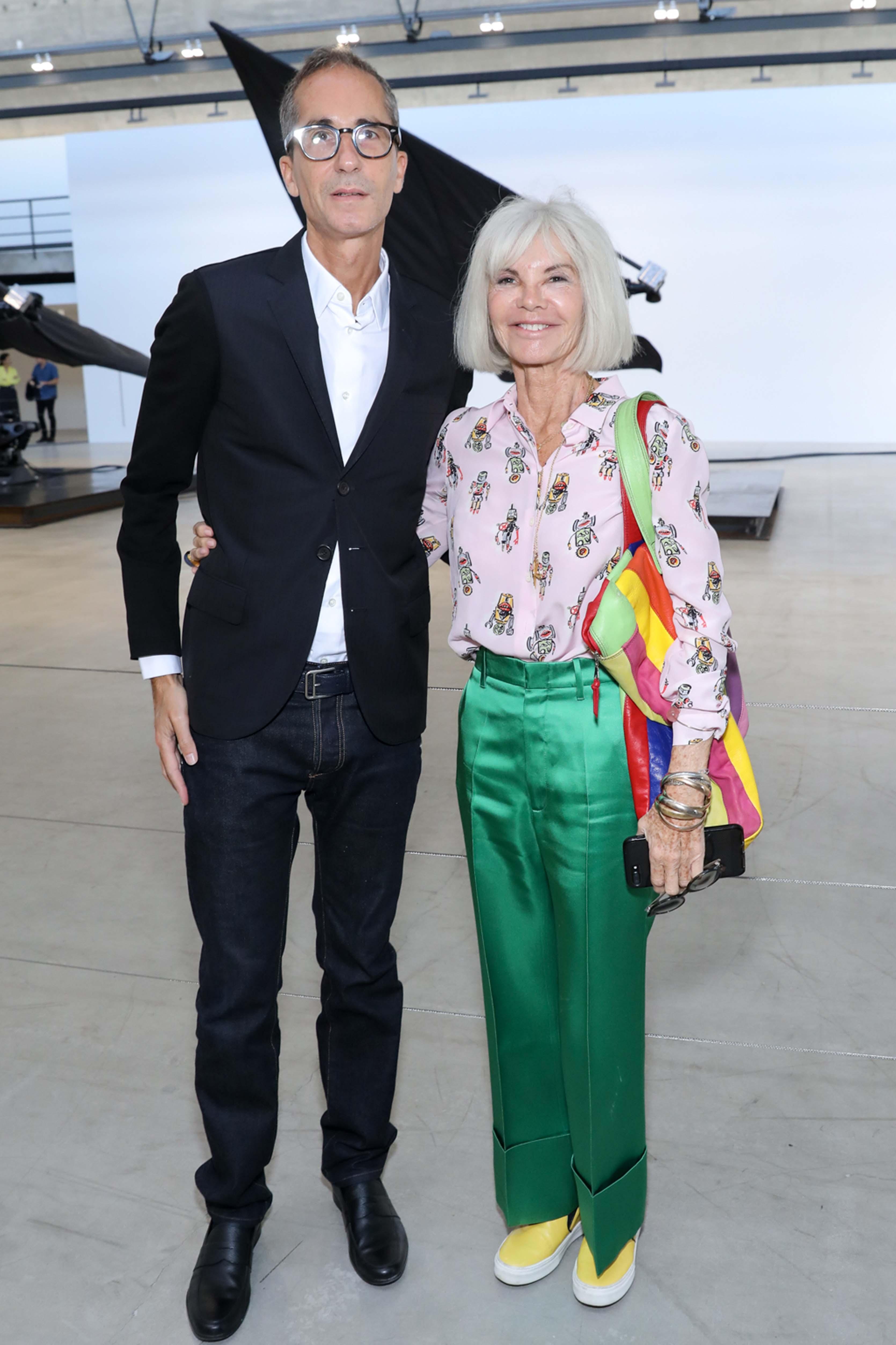 Hervé Mikaeloff et Astrid de T'serclaes