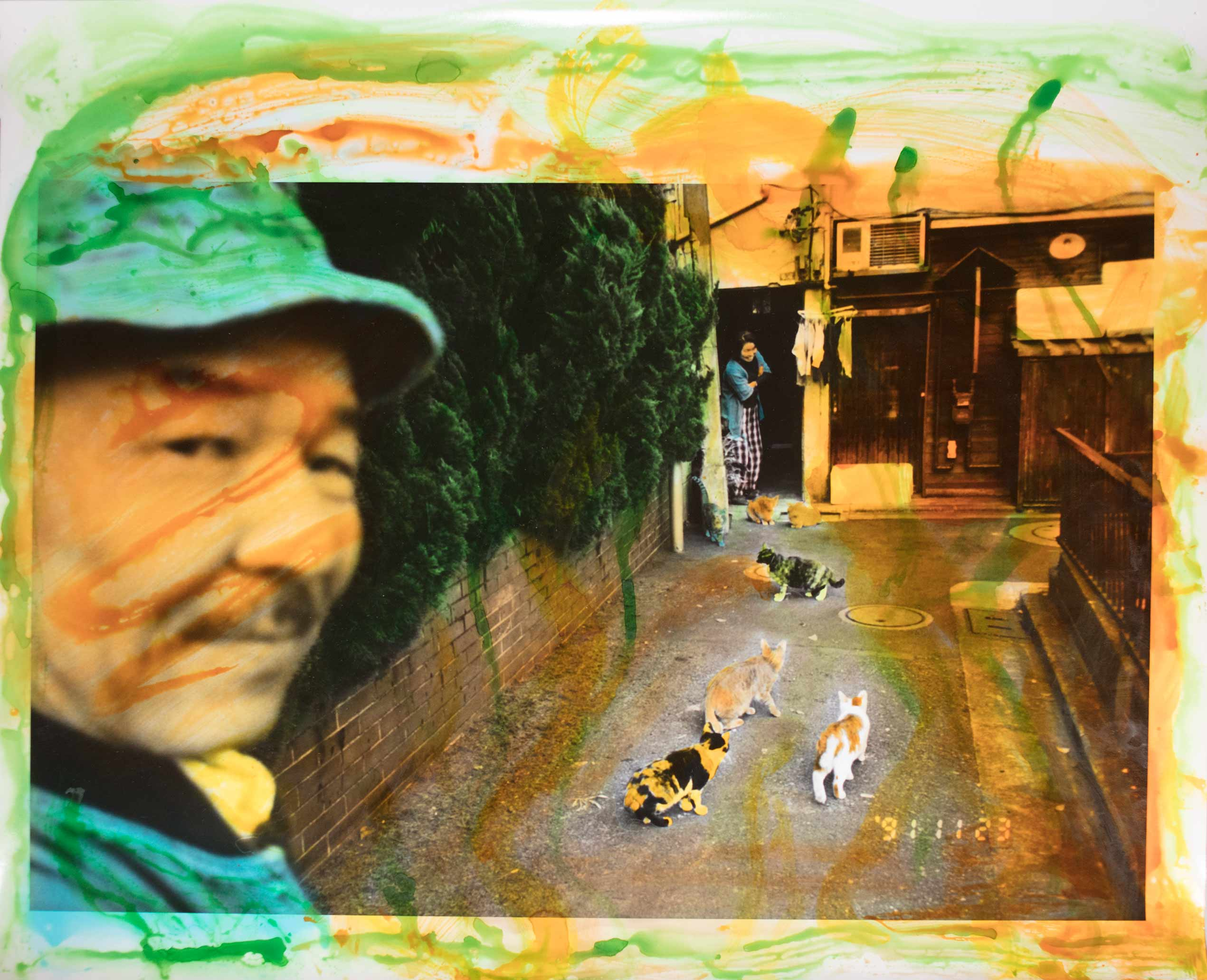 """Fukase, l'incurable égoïste est la première rétrospective de l'œuvre de Masahisa Fukase à avoir lieu en Europe ; c'est là l'occasion pour un grand nombre d'œuvres de quitter le Japon pour la première fois. Masahisa Fukase est sans conteste considéré comme l'un des photographes les plus radicaux et les plus influents de sa génération. Masahisa Fukase, """"Private Scenes"""", 1991. Avec l'aimable autorisation de Masahisa Fukase Archives."""