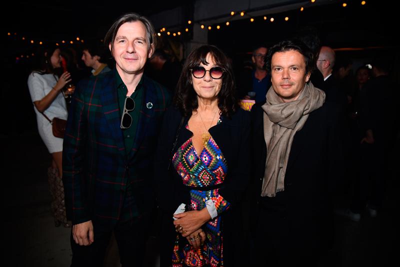 Johan Creten, Sophie Calle et Jean-Michel Othoniel