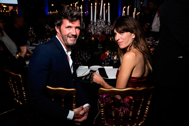 Paul-Emmanuel Reiffers et Lou Doillon