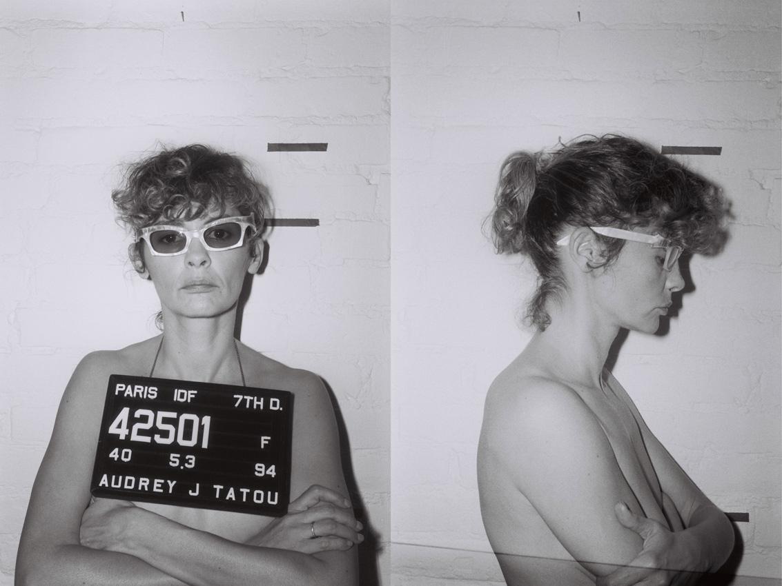"""À travers une série d'autoportraits réalisés en argentique et montrés pour la première fois au public, Audrey Tautou explore son image tout en se jouant de son statut de célébrité et en devenant son propre modèle. Audrey Tautou, """"Sans titre"""". Avec l'aimable autorisation de l'artiste."""