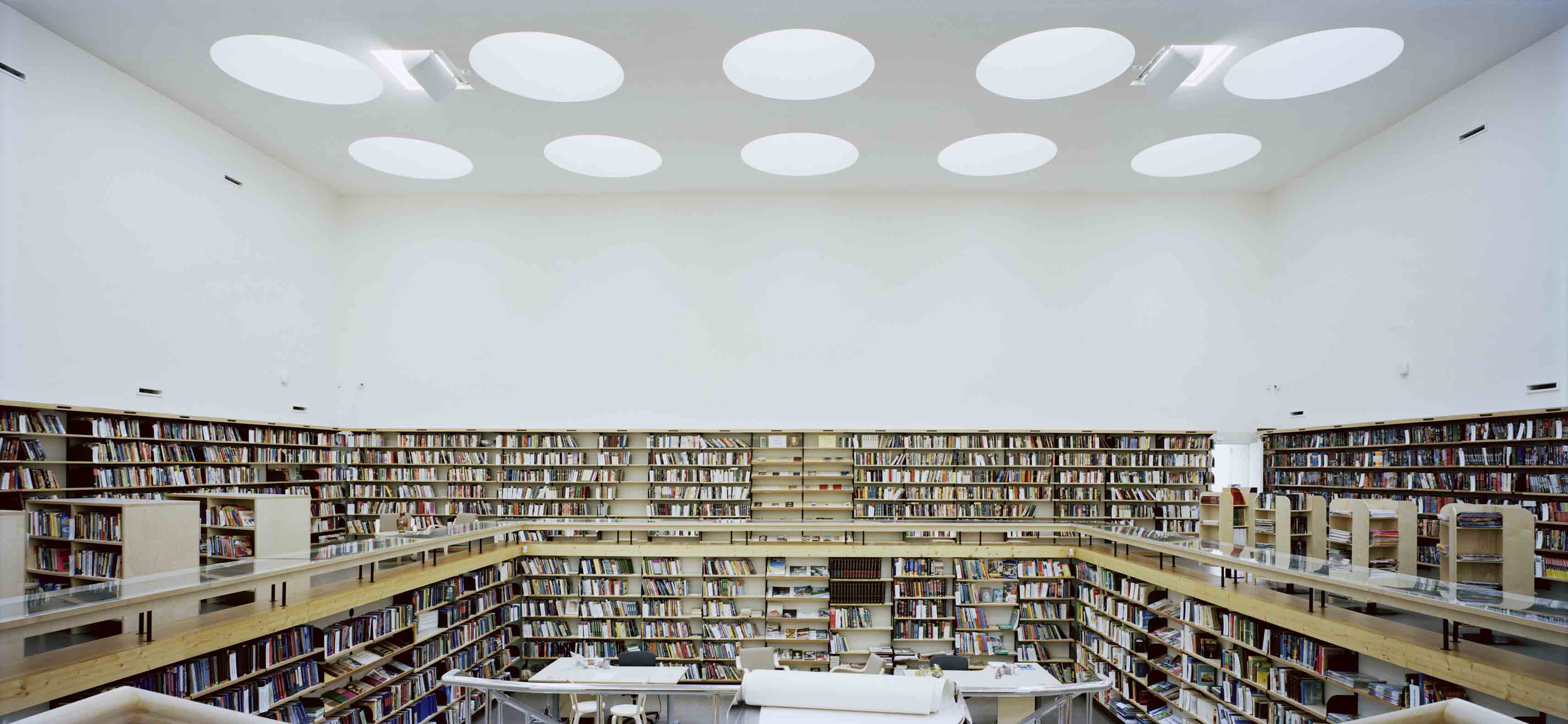 Armin Linke, bibliothèque de Viipuri ©Armin Linke, VG Bild-Kunst, Bonn, 2014