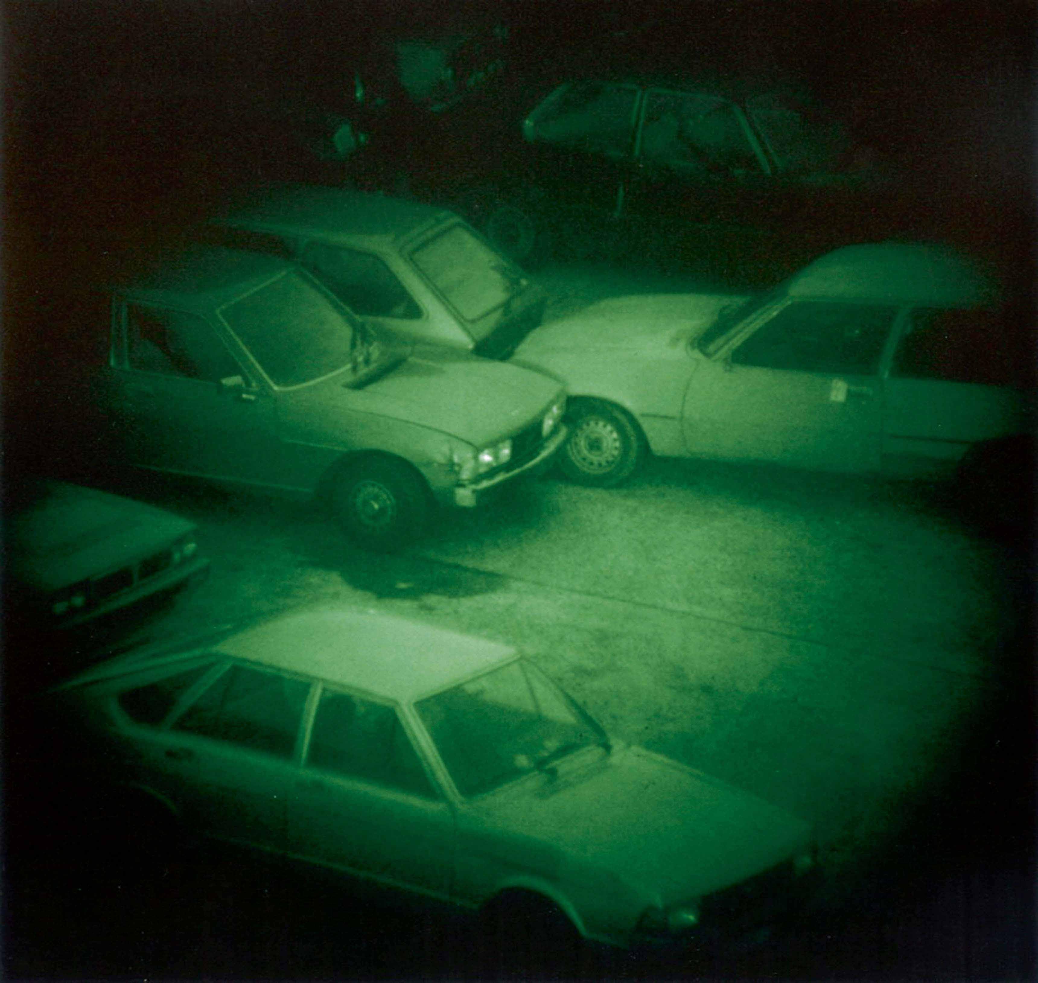 Nacht 9 II (Night 9 II), 1992 © Thomas Ruff. Image courtesy Whitechapel Gallery,