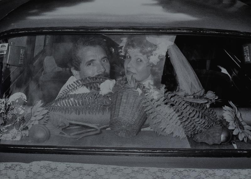 Rosângela Rennó, série Cerimônia do Adeus, 1997-2003 Tirage chromogène monté sous plexiglas, 50 × 68 cm Courtesy de l'artiste / Cristina Guerra Contemporary Art, Lisbonne © Rosângela Rennó