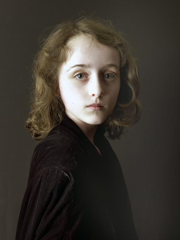 Sophie, 2012. © Pierre Gonnord. Courtesy Galerie Juana de Aizpuru, Madrid