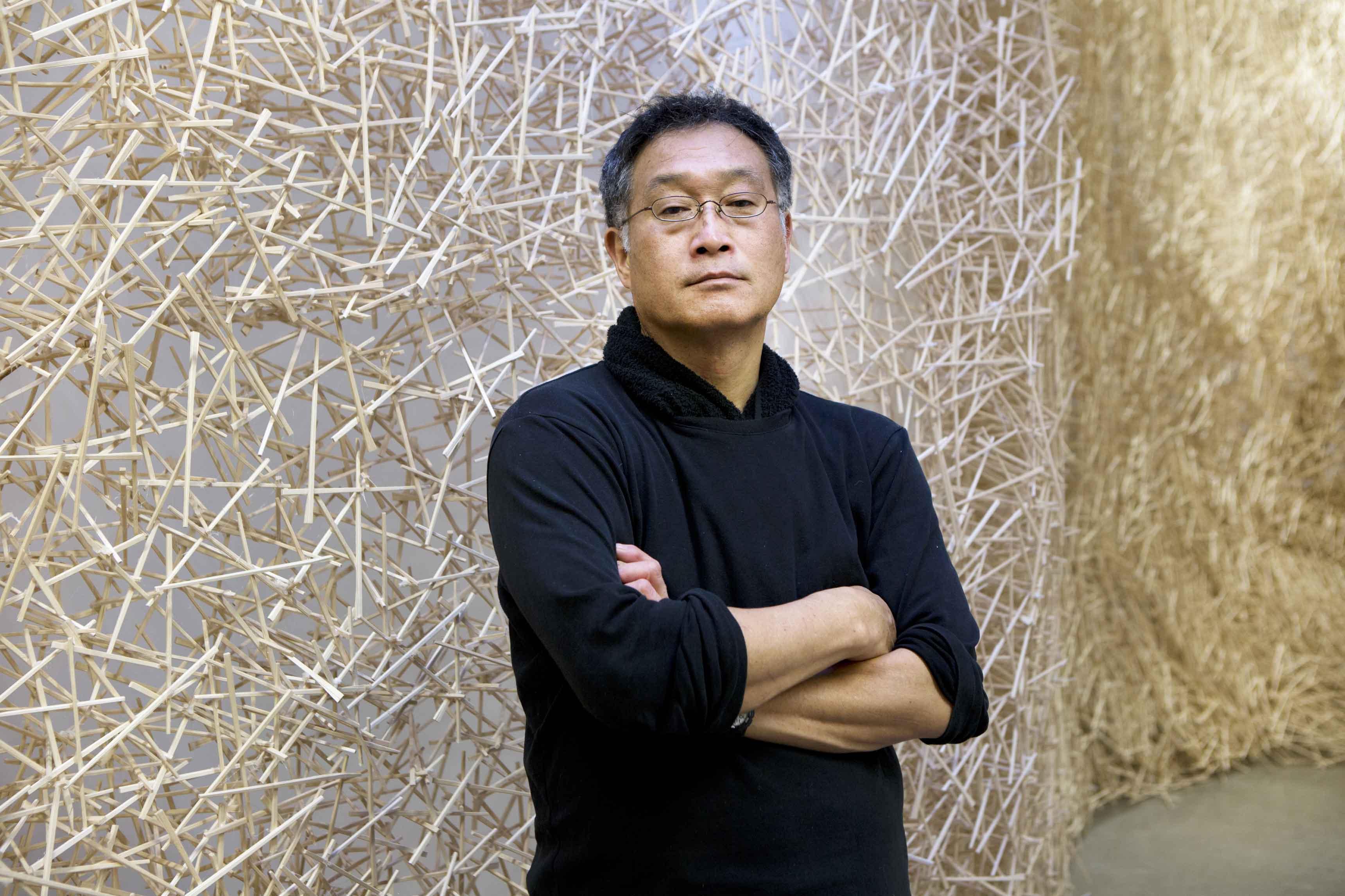 Portrait de Tadashi Kawamata
