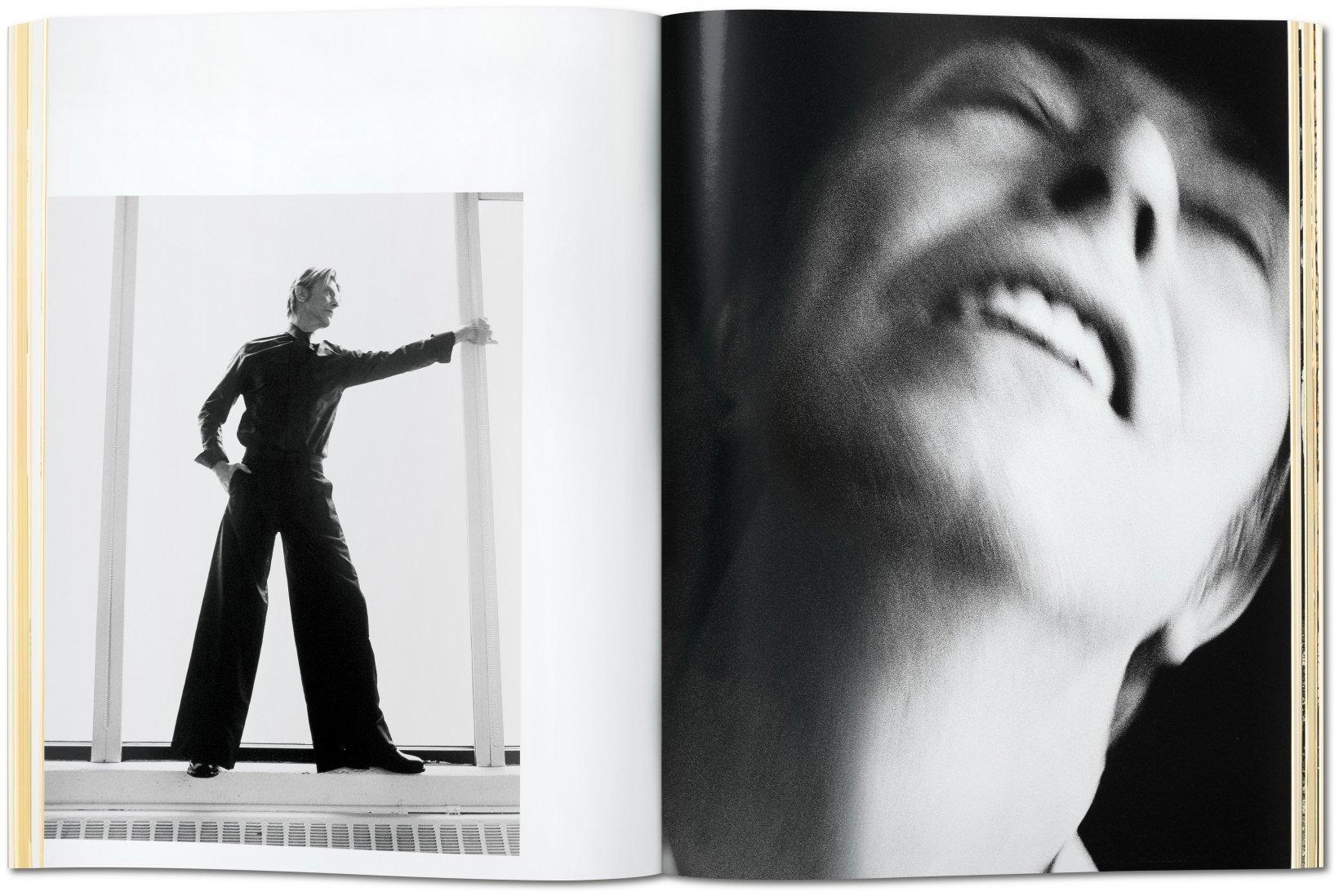 David Bowie, New York, V Magazine 2002