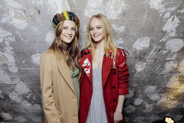 Olympia et Jean Campbell