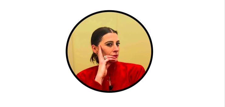 """Marie-Agnès Gillot – Danseuse étoile : """"Danse la is what ?"""" (référence au nom que porte la rubrique dans le magazine papier)"""