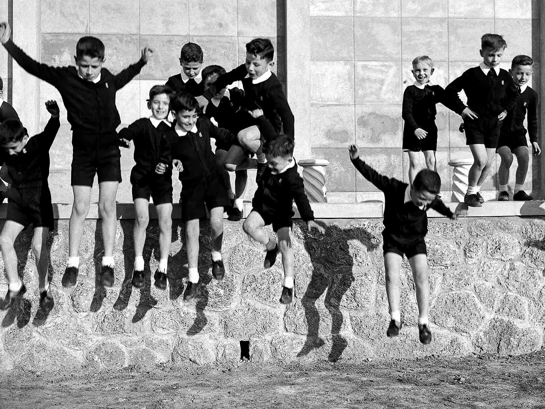 """Nino Migliori, série """"Gente dell'Emilia"""" (1957) © Fondazione Nino Migliori, Bologna, Italie"""