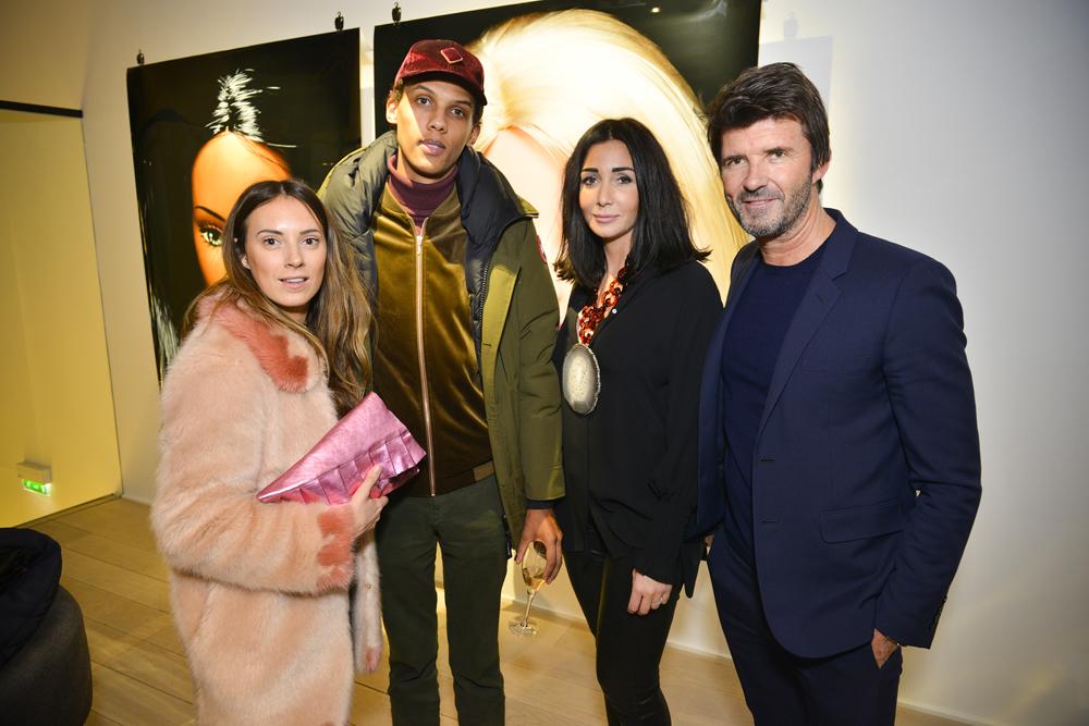 Coralie Barbier, Stromae, Margaux et Paul-Emmanuel Reiffers