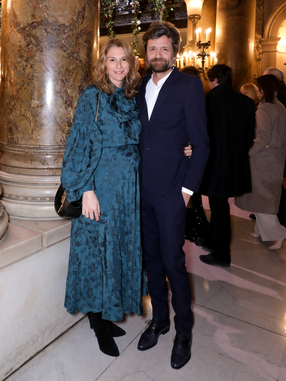 Anne-Sophie Bilet et Joseph Dirand  ©François Goize