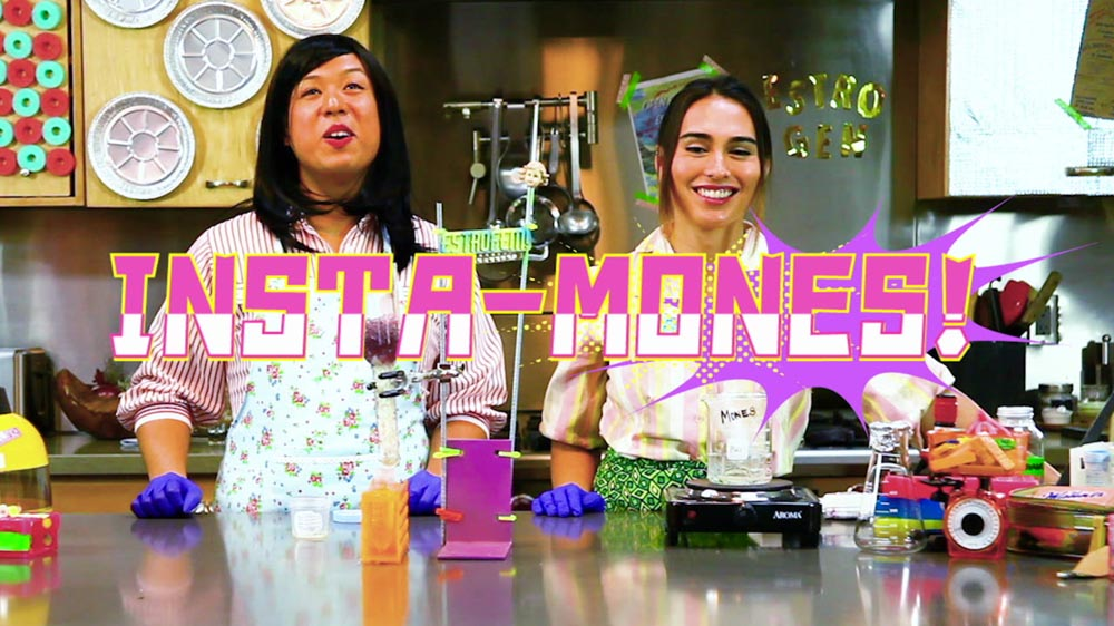 Housewives Making Drugs, Mary Maggic