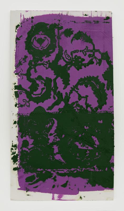 Rudolf Stingel Untitled 2015