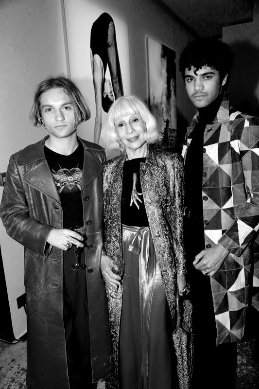 Lukas Ionesco, Marie Beltrami et Nassim Guizani