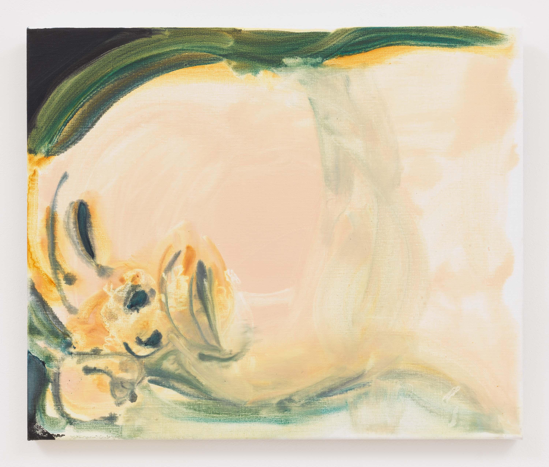 "Marlene Dumas, 2018. Exposition ""Myths & Mortals"", Galerie David Zwirner, New-York"