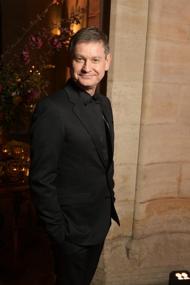 Cyrille Vigneron, PDG de Cartier