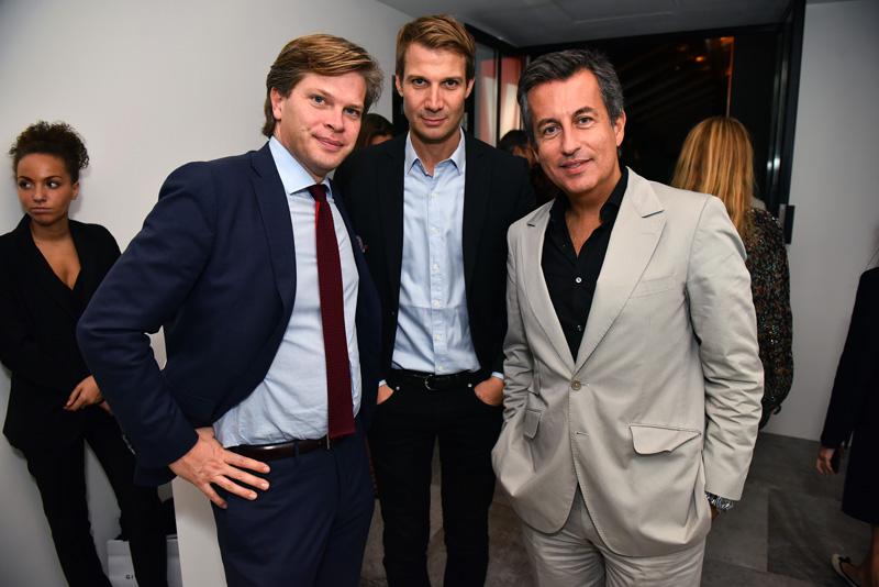 Matthieu Humery et Cyril Karaoglan