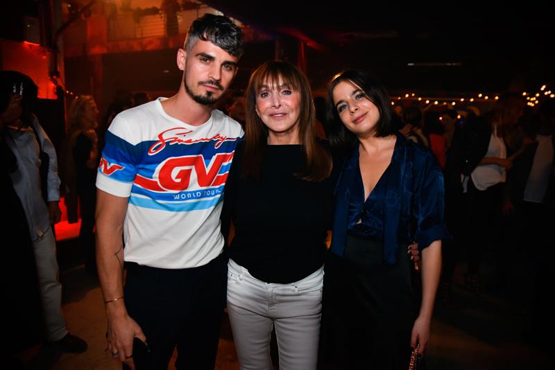 Thibaut Wychowanok, Babeth Djian et Léa Zetlaoui