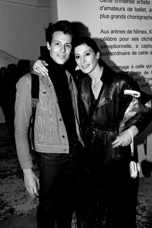 Germain Louvet et Marie-Agnès Gillot