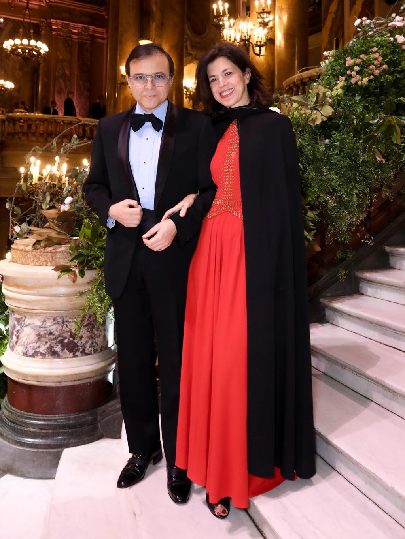 Bertrand Bugala et Vanessa Seward.  ©François Goize