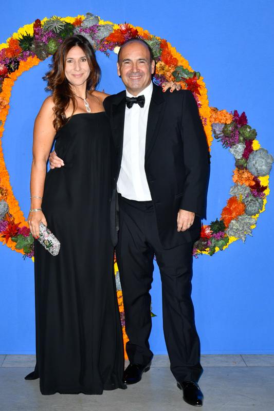 Karine et Philippe Journo