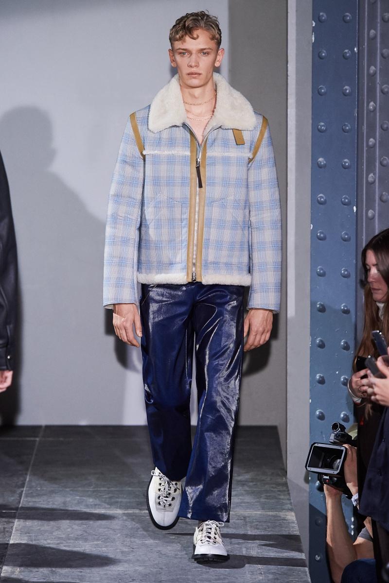 Acne Studios Men Fall Winter 2018 2019 Fashion Show