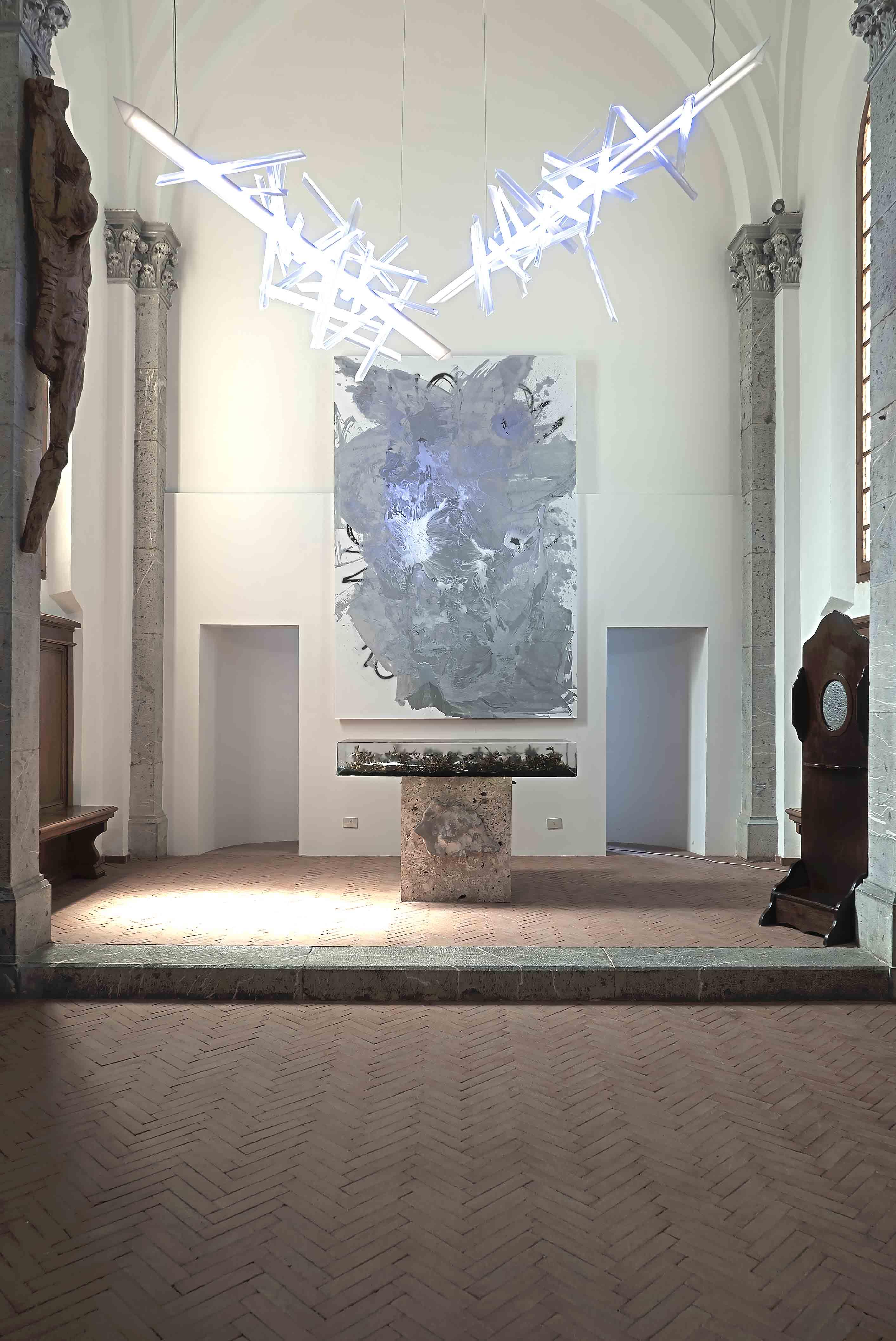 Stefan Bruggemann, Borgo san Felice. Photo par Federico Zanotti et Jacopo Valeri
