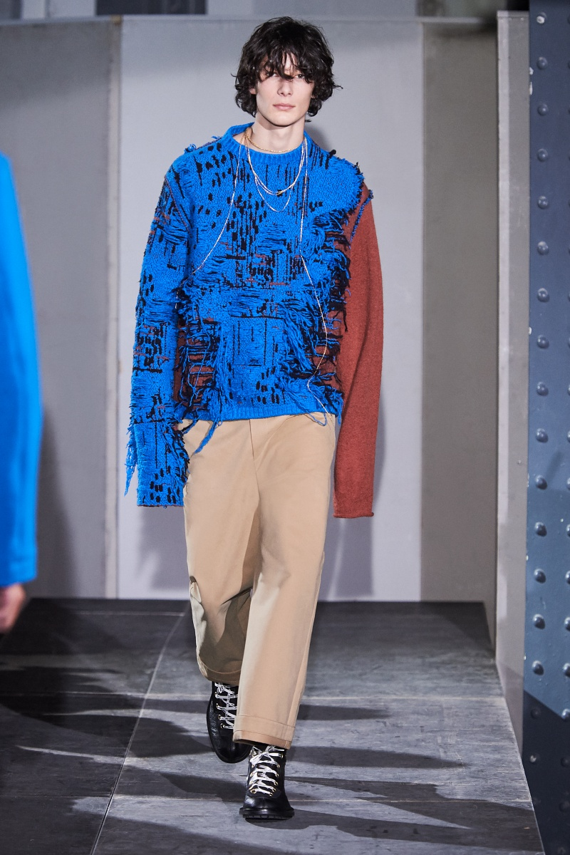 Article Fashion Google Search: Acne Studios Men Fall-winter 2018-2019 Fashion Show