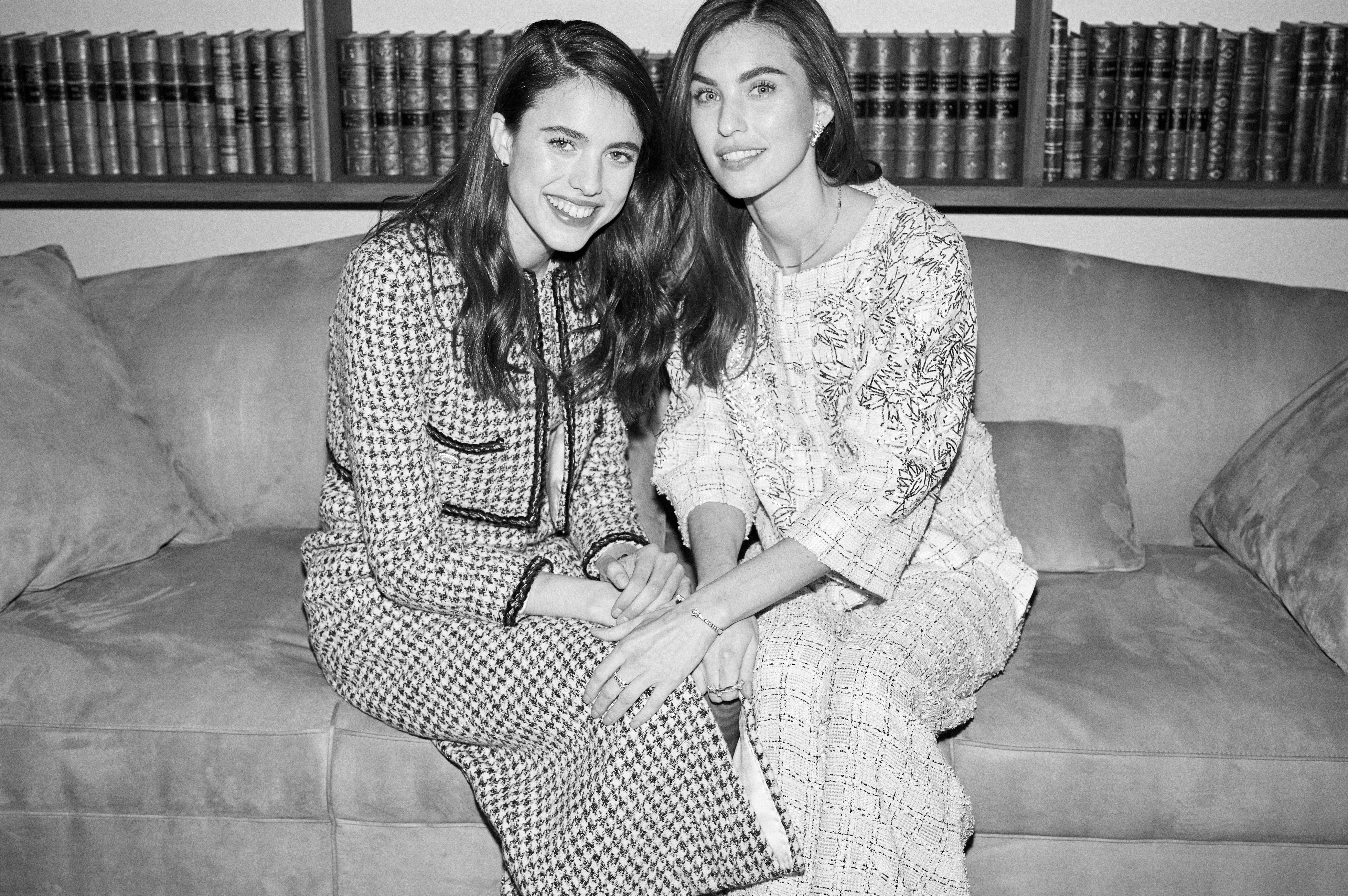 Margaret et Rainey Qualley