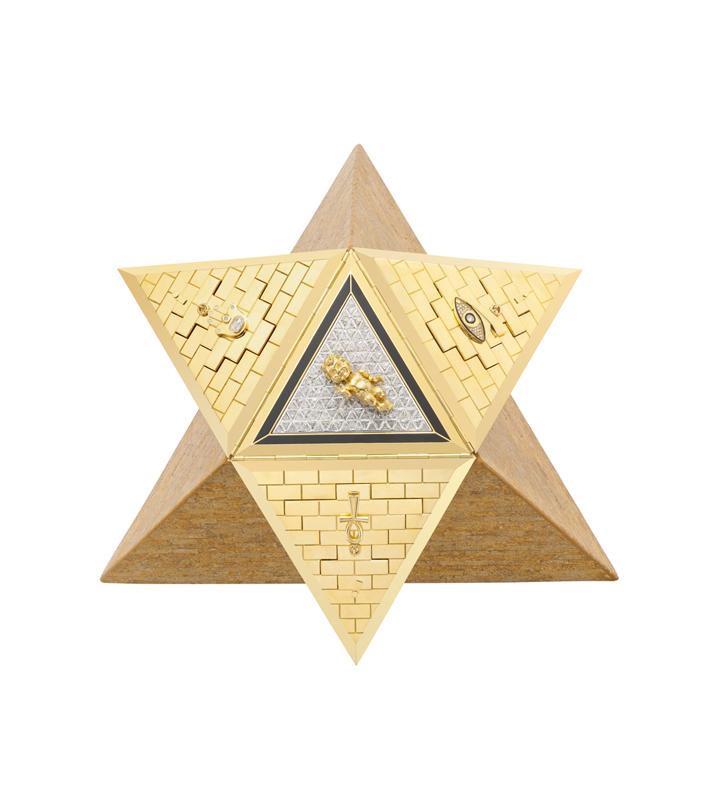 Pyramide ouverte